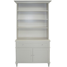 Princess Bookcase w/Cabinet