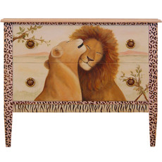 Chest of Drawers - Lion Pride