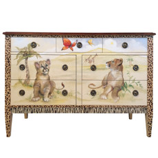 Chest of Drawers - Safari 7
