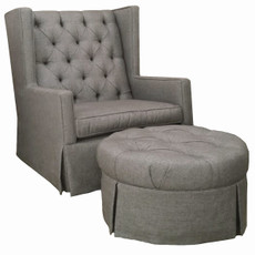 Luxe Adult Rocker/Glider Chair