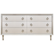 Jewels 6 Drawer Dresser