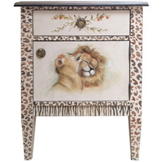 Safari Nightstand