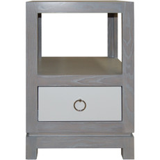 Tempo Nightstand - Open, 1-Drawer