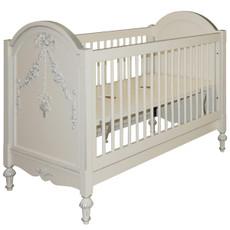Princess Crib w/Applique