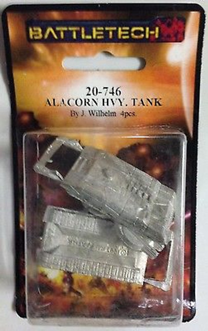 Battletech Alacorn Mk VI Heavy Tank (2) 20-746 Click for more Savings!