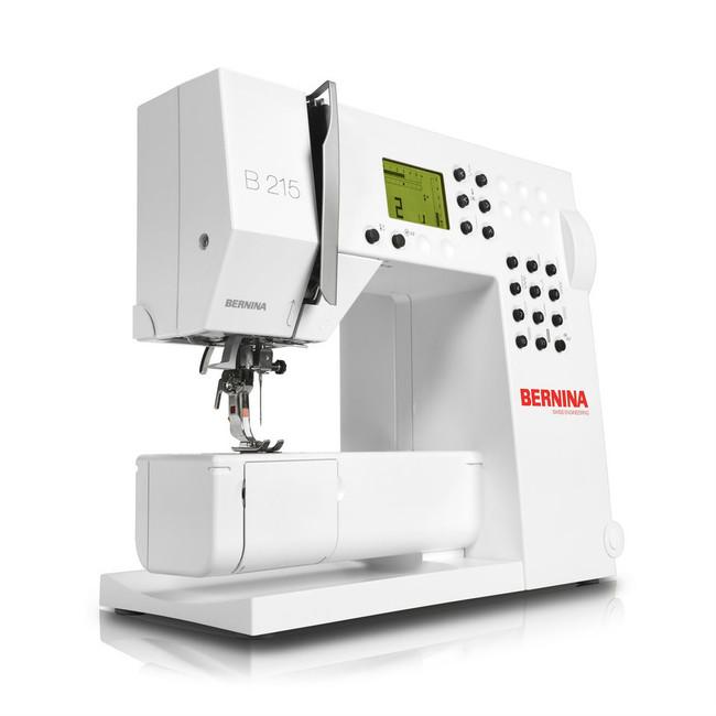 BERNINA 215 sewing machine