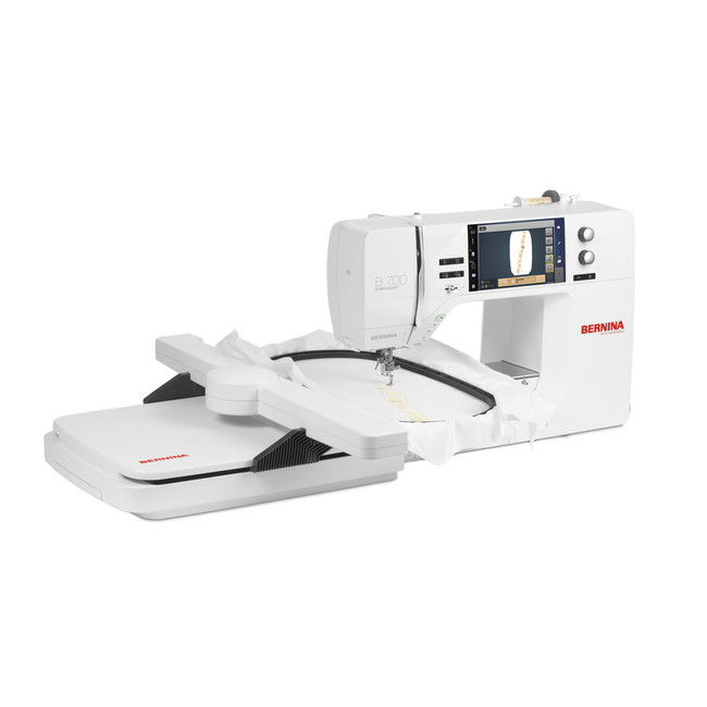 Bernina 700 embroidery machine