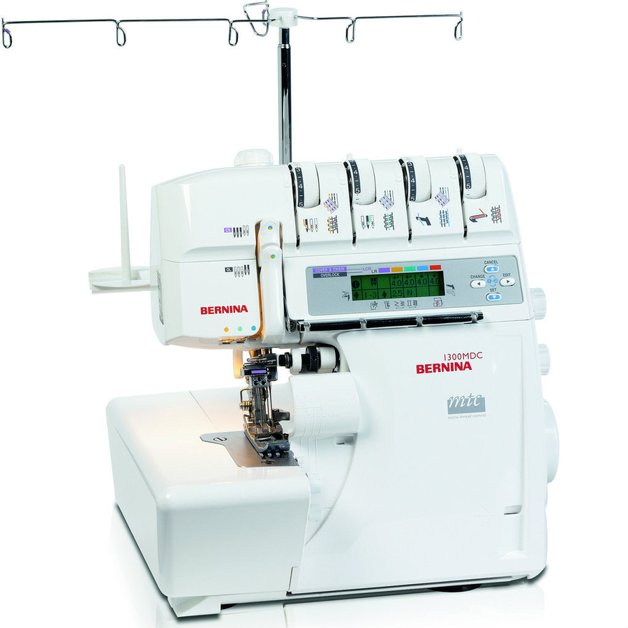 Bernina 1300MDC overlocker-serger