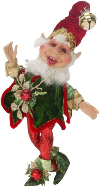 Limited Edition Mark Roberts Small Jester Elf 51-36388