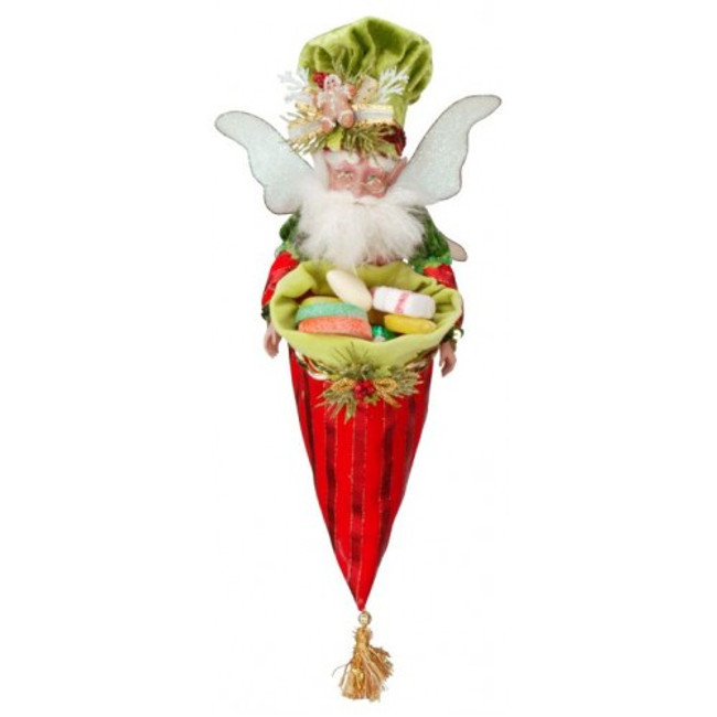 """Limited Edition Mark Roberts 12"""" Gingerspice Fairy Candybag 51-36564"""