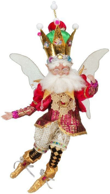 Limited Edition Mark Roberts Large Harlequin Fairy 51-36738