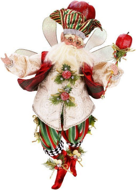 Limited Edition Mark Roberts Large Candy Apple Fairy 51-53186