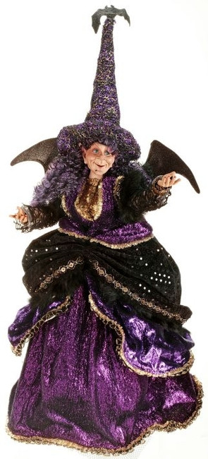 Limited Edition Mark Roberts Large Villainous Witch From The East 51-02030