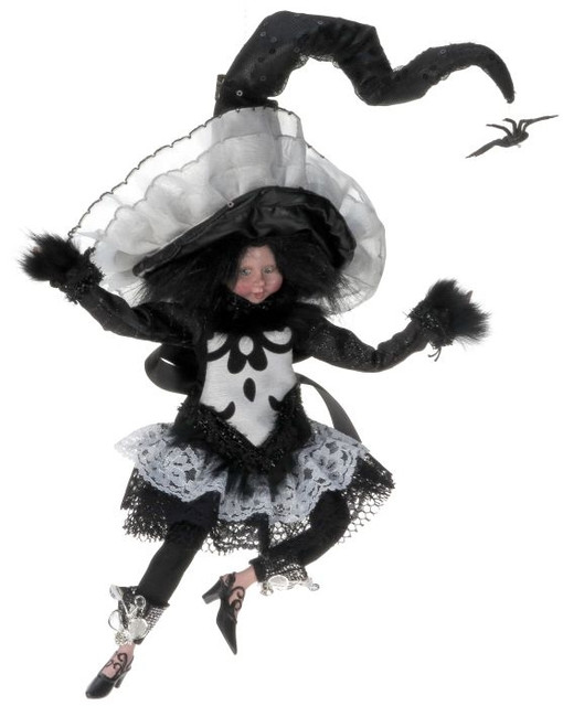 Limited Edition Mark Roberts Small Little Girl Witch 51-41320
