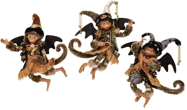 Limited Edition Mark Roberts Small Flying Monkey 3A 51-52826