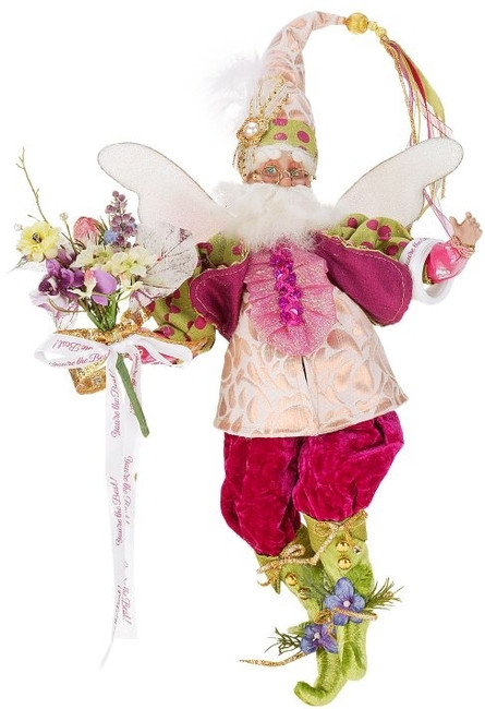 Limited Edition Mark Roberts Medium Moms the Best Fairy 51-41854