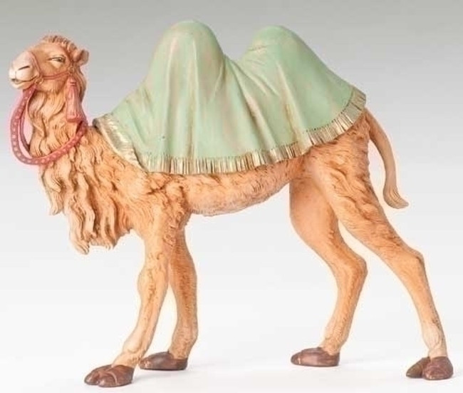 "12"" STANDING CAMEL NATIVITY FIGURE"