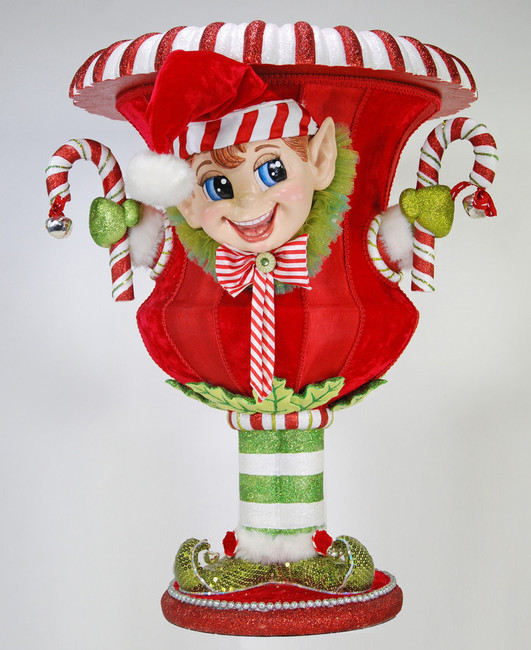Cuckoo Elf Urn Vessel XL 27""