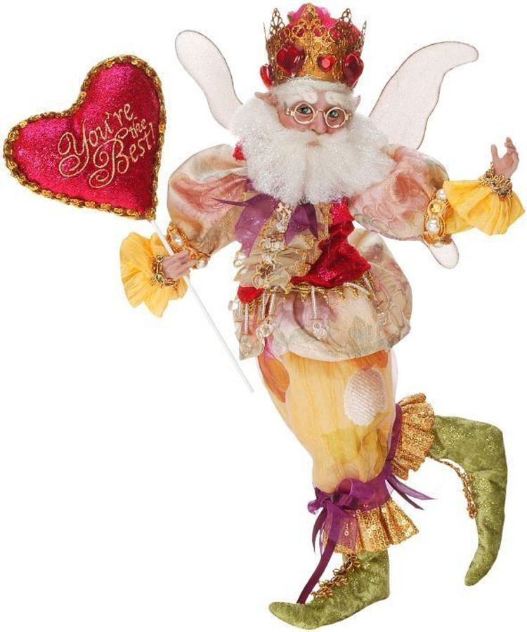 Limited Edition Mark Roberts Large My Mom's The Best Fairy 51-31862