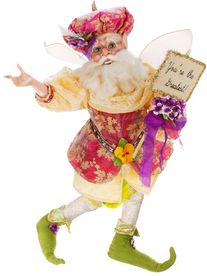 Limited Edition Mark Roberts Large Moms the Best Fairy 51-21844