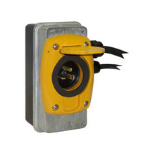 Kussmaul Super Auto Eject 20 Amp - 120V with Yellow Cover