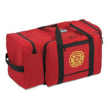 Ergodyne #GB5005P Large Fire Rescue Gear Bag - Red