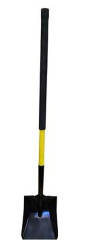 """Fire Hooks Unlimited 27"""" Flat Shovel with D-Handle"""