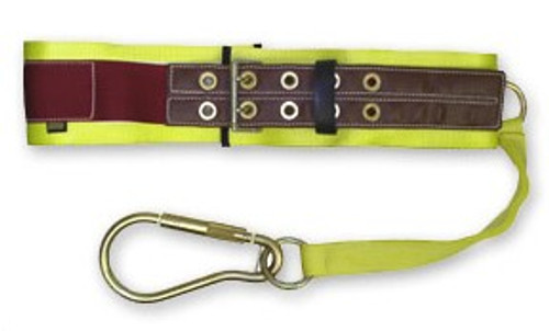 "Gemtor Ladder/Escape Pompier Belt with #540 18"" Extension"