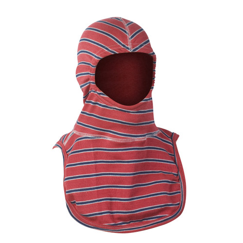 Majestic PAC II 2Ply Nomex Americana Hood - Red with White and Blue Stripes