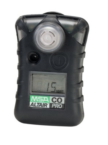 """MSA Altair Pro """"HCN"""" Gas Detector w/ Replaceable Battery and Sensor"""