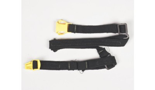MSA Cairns Nomex Chinstrap With Quick Release Buckle and Postman Slide