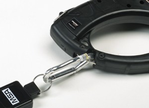MSA Carabiner For use with the ThermalTrac/Evolution 5000 & 5200 TIC