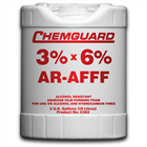 Chemguard 3/6% AR-AFFF Foam Concentrate - 5 Gallon Pail