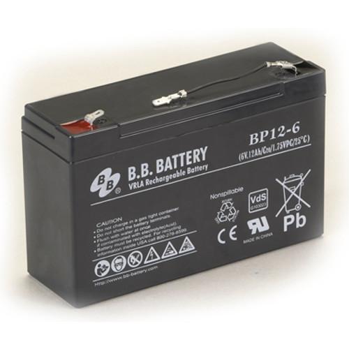Streamlight Replacement Battery Assembly (LiteBox, FireBox, E-Flood & E-Spot LiteBox)