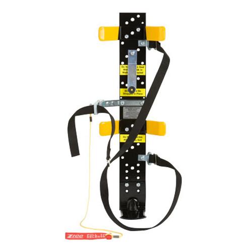 Zico Universal Load and Lock Walkaway SCBA Bracket with Strap
