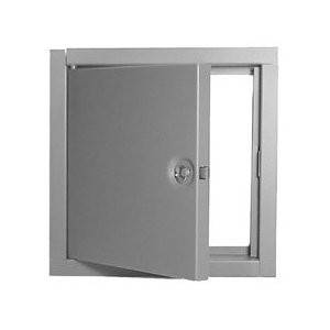Elmdor insulated fire rated ceiling access door frc 18 for 18 x 18 access door