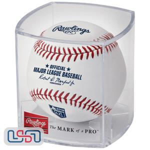 Rawlings Official 2017 Arizona Spring Training MLB Game Baseball Cubed - 1 Dozen