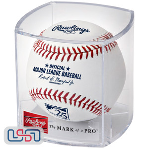 Rawlings Official Colorado Rockies 25th Anniversary MLB Game Baseball - Cubed