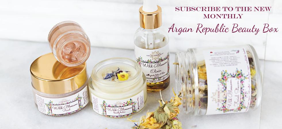 argan republic beauty box