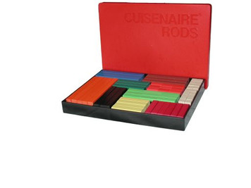 Mini Set Plastic Cuisenaire® Rods