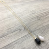 Faceted Resin Necklace