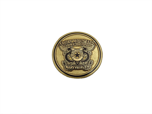 Rocky Top Auto Sales >> Gifts and Collectibles - Challenge Coins - Harley Dragon