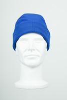Waterproof Beanie Hat Blue