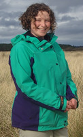 Waterproof Ladies Osprey jacket Green
