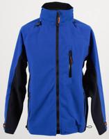Seahawk Mens Waterproof Fleece Blue