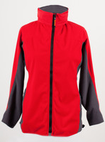 Seahawk Ladies Waterproof Fleece Red