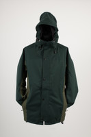 Waterproof Mens Osprey jacket Green