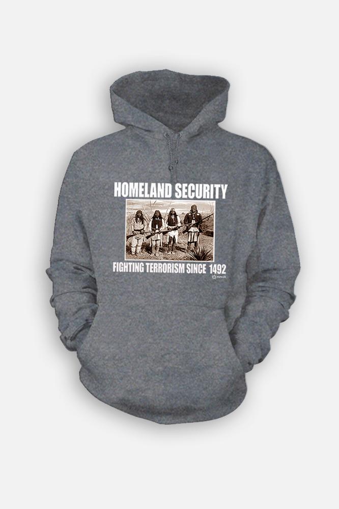 Homeland Security Classic Hoody
