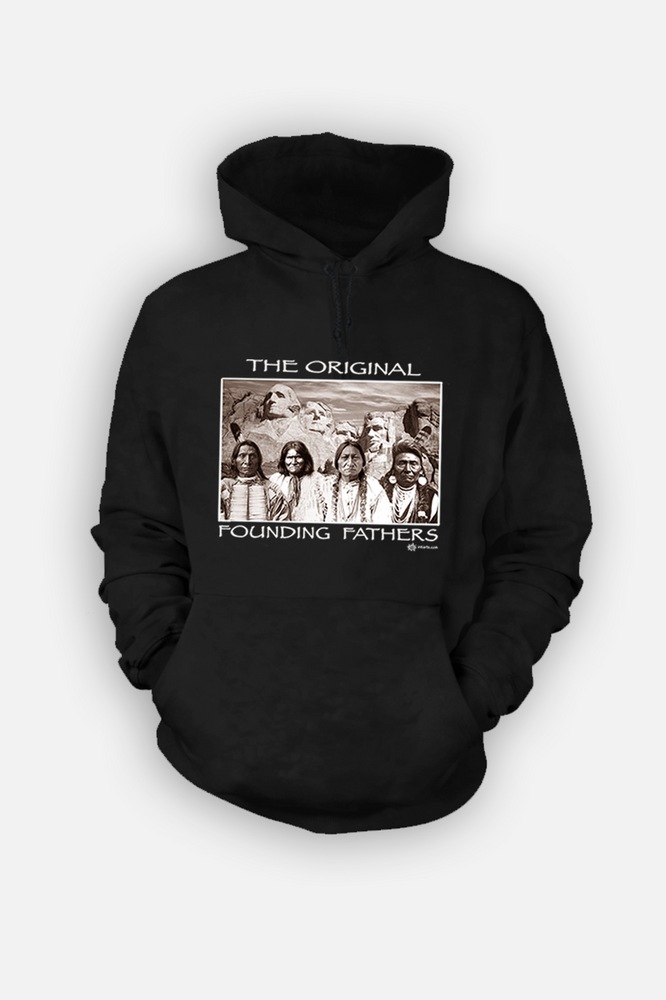 Original Fouding Fathers  Hoody