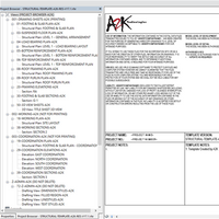 A2K Residential Structural Template